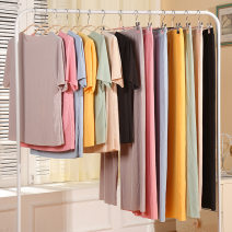 Pajamas / housewear set female Other / other Average size Blue, yellow, green, black, pink, gray, apricot other