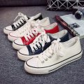 canvas shoe Other / other Low Gang Spring of 2019 Korean version rubber Solid color A01 0.8kg