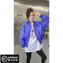 short coat Spring 2021 S,M,L,XL Coat blue 349, coat green 349, coat white 349, blue vest 219, white vest 219, white T-shirt 239, black pants 239, blue pants 289, white pants 289, pay attention to the shop minus 5 yuan Long sleeves have cash less than that is registered in the accounts routine commute