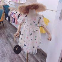Dress Picture color female Other / other 80cm,90cm,100cm,110cm,120cm,130cm,140cm Other 100% spring and autumn Korean version Long sleeves Solid color Cotton blended fabric A-line skirt Class B 7, 8, 14, 3, 6, 2, 13, 11, 5, 4, 10, 9, 12 Chinese Mainland Zhejiang Province Shaoxing