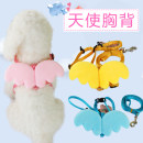 Household traction belt other Dog Scalable Yellow festive red sky blue pink S (about 3-6 kg) m (about 5-9 kg) l (about 8-13 kg) Fyongpet / Fengyong Beibei T0107
