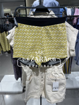 Casual pants Black / yellow 074 S (165 / 66A), m (170 / 70A), l (175 / 78a), 10 yuan for each item, which is included in the freight Spring 2021 trousers High waist Versatile routine 25-29 years old ZARA