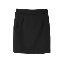 skirt Spring 2021 black Middle-skirt 25-29 years old 9 Charms