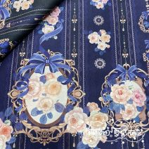 Fabric / fabric / handmade DIY fabric Others Loose shear Plants and flowers printing and dyeing clothing Others Fox cat Chinese Mainland