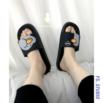 slipper Other / other EVA 36 female, 37 female, 38 female, 39 female, 40 female, 41 female, 40 male, 41 male, 42 male, 43 male, 44 male summer Flip flop daily PVC The trend of youth wear-resisting Adhesive shoes Youth (18-40 years old) Totems Summer 2020