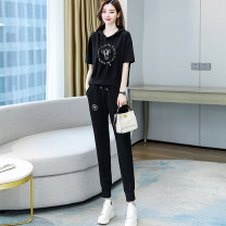 Fashion suit Spring 2021 M L XL XXL Picture color 25-35 years old Yi Hui YRYHRSLD8572 Polyester 100% Pure e-commerce (online only)