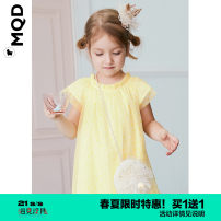 Dress Light purple Cream first shot first seven days no reason to return female MQD 90cm 100cm 110cm 120cm Other 100% summer leisure time other other B20232133 other Summer 2020 2 years old, 3 years old, 4 years old, 5 years old, 6 years old