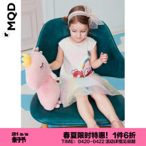 Dress Benbai 17 days no reason to return 1 first shot first served 1 female MQD 90cm 100cm 110cm 120cm Other 100% summer leisure time cotton other B20232108 other Summer 2020 2 years old, 3 years old, 4 years old, 5 years old, 6 years old