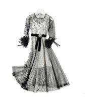 Dress Summer 2020 black S,M,L,XL Other / other ZHQZ4148
