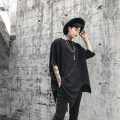 T-shirt Fashion City black routine Average size (100-185 kg recommended) Others Short sleeve Crew neck easy daily summer 20.3.29.65 2020 washing