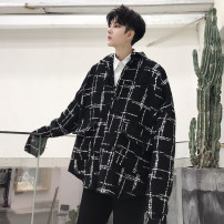 Jacket Other / other Fashion City black M,L,XL routine easy Other leisure spring 20.9.16.95 Long sleeves Wear out routine 2020 washing Loose cuff cotton