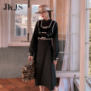 cheongsam Winter 2020 S,M,L,XL black 25-35 years old JK0108196 96% and above