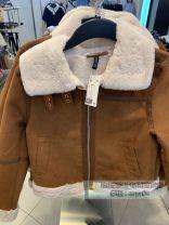 short coat Autumn 2020 XS,S,M,L brown