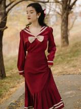 Fashion suit Spring 2021 S,M,L claret