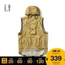 Jacket OVERPROTECTION Youth fashion Bgd / Brown BKX / Black S M L XL standard Other leisure OVPLJM7601U0E Polyamide fiber (nylon) 100% Summer 2020 Same model in shopping mall (sold online and offline)