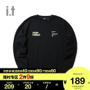 Sweater Youth fashion FIVE cm BKX / black whx / white S M L XL other Socket 5CXSWB3104F9D Cotton 100% Autumn of 2019 Same model in shopping mall (sold online and offline)