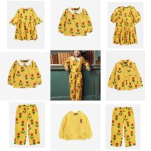 suit Other / other Yellow dress (spot), yellow long dress (spot), sweater (spot), trousers (spot), shirt (spot), yellow lace collar shirt (spot) 80(80-86),90(92-98),100(104-110),110(116-122),120(128-134),130(140-146) neutral spring and autumn Cartoon routine Socket Cartoon animation cotton mini010