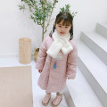 Cotton padded jacket female nothing Cotton 96% and above Other / other routine Single breasted leisure time There are models in the real shooting Solid color other Other 100% 12 months, 18 months, 2 years old, 3 years old, 4 years old, 5 years old, 6 years old, 7 years old, 8 years old