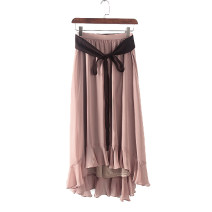 skirt Summer 2016 S, M Pink Beige 11B084 Other / other
