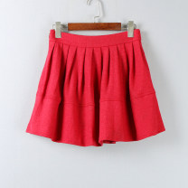 skirt Winter 2016 M, L Dark red 9G014-1 Other / other