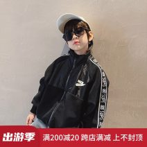 Plain coat ROLLINGBABY male Please refer to the size table for 7 / 110cm tag, 9 / 120cm tag, 11 / 130cm tag, 13 / 140cm tag, 15 / 150cm tag and 17 / 160cm tag Black, bean green winter leisure time Zipper shirt There are models in the real shooting thickening nothing other other Y3439 Class B