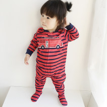 Jumpsuit / climbing suit / Khaki Other / other Class A neutral other No season Long sleeves Long climb other There are models in the real shooting nothing Polyester 100% Climbing suit one-piece garment 6 months, 12 months, 18 months, 2 years old, 3 years old, 9 months old