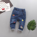 trousers Minpeng female Size 6 / 100 suggests about 85-90 actual height, size 8 / 110 suggests about 90-95 actual height, size 2 / 80 suggests about 75-80 actual height, size 10 / 120 suggests about 95-100 actual height, and size 4 / 90 suggests about 80-85 actual height Light blue, G blue, B blue