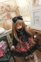 BJD doll zone Dress 1/4 Over 3 years old goods in stock Four giant baby MSD, six, big six, small cloth, salon, 20cm cotton doll, 40cm cotton doll, 15cm cotton doll, xingdailu s