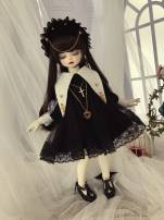 BJD doll zone Dress 1/4 Over 3 years old goods in stock Four giant baby MSD, six, big six, small cloth, three, star dailu, salon, 20cm cotton doll, 40cm cotton doll, 15cm cotton doll