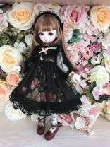 BJD doll zone Dress 1/4 Over 3 years old goods in stock 6 points big six points, 4 points giant baby MSD, cloth changed a dark color, not the picture, 20 cm cotton doll, 40 cm cotton doll, 15 cm cotton doll, star Delu s