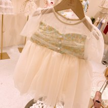 Dress Gauze dress female Other / other 80cm,90cm,100cm,110cm,120cm Cotton 80% other 20% cotton other 3 years old