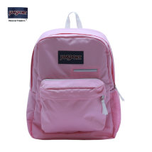 Backpack polyester fiber Jansport 3EN20RA brand new in zipper leisure time Double root European and American fashion soft youth no Soft handle male Water splashing prevention Vertical square yes 3EN20RA Three dimensional bag Spring / summer 2018 Same model in shopping mall (sold online and offline)