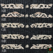 Wood carving other Others Dongyang wood carving Carved European style