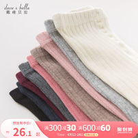 Children's socks (0-16 years old) Pantyhose 12m (recommended height 59-66cm) 24m (recommended height 73-85cm) 3T (recommended height 85-95cm) 4T (recommended height 95-105cm) 5T (recommended height 105-115cm) 6T (recommended height 110-120cm) 7T (recommended height 120-130cm) DAVE&BELLA neutral