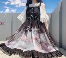 Lolita / soft girl / dress summer Pre sale Lolita