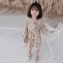 Dress Apricot female Other / other 7(90cm),9(100cm),11(110cm),13(120cm),15(130cm) Other 100% summer Korean version other other other 2 years old, 3 years old, 4 years old, 5 years old, 6 years old