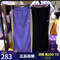 Sports skirt NY Track Long Skirt Purple (spot), purple (purchasing agent), black (spot), black (purchasing agent) NERDY female S (adult), m (adult) Spring 2021 Sports & Leisure ventilation Brand logo Sports life cotton