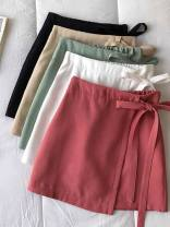 skirt Spring 2020 Average size Off white, pink 30% and below other