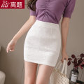 skirt Spring 2020 S M L XL XXL XXXL White black Short skirt sexy High waist skirt Solid color Type H 25-29 years old LT-D5142 81% (inclusive) - 90% (inclusive) Lace Digression polyester fiber Zipper lace Polyester fiber 90% polyurethane elastic fiber (spandex) 10% Pure e-commerce (online only)
