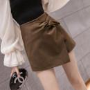 Leggings Autumn 2020 Brown, black S,M,L,XL thickening shorts nylon