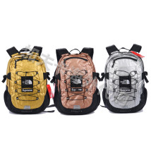 Backpack supreme Full of silver technology sense, full of gold technology sense, full of rose gold technology sense