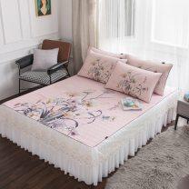 Mat / bamboo mat / rattan mat / straw mat / cowhide mat Others Mat Kit Other / other Folding Qualified products Chinese Mainland Jiangsu Province 1.5m (5 feet) bed, 1.8m (6 feet) bed, 1.8 * 2.2m bed, 2.0m (6.6 feet) bed Nantong City