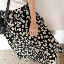 Hanfu 96% and above Summer 2020 Black [little Daisy] collection and purchase, enjoy the privilege of lightning delivery One size Large XL polyester fiber