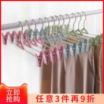 Pants rack Light pink - [linked model] light green - [linked model] light blue - [linked model] mix color - [linked model] 5, 10, 20 Organize / store Colorful pants rack Bayit no Balcony / courtyard public Japanese  Macarone