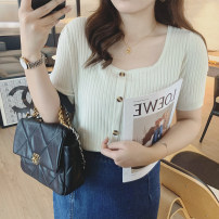 Women's large Spring 2021, summer 2021 Black, yellow, apricot, red, green, purple, black [pre-sale 15 working days], yellow [pre-sale 15 working days], apricot [pre-sale 15 working days], red [pre-sale 15 working days], green [pre-sale 15 working days], purple [pre-sale 15 working days] singleton