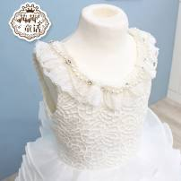 Children's dress As shown in the figure female 110cm 120cm 130cm 140cm 150cm Sissy's Fairy Tales Wedding dress 2 years old, 3 years old, 4 years old, 5 years old, 6 years old, 7 years old, 8 years old, 9 years old, 10 years old, 11 years old, 12 years old