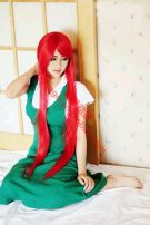 Cosplay women's wear suit Customized Over 14 years old T-shirt + dress, fake wool comic 50. M, s, XL, customized Japan Naruto Urgent, 5 days