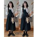 Fashion suit Spring 2021 Average size Shirt, suspender, skirt 18-25 years old