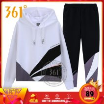 Sports suit 361° female S,M,L,XL,XXL,XXXL Long sleeves Hood trousers Socket Spring 2020 Sports & Leisure Sports life Women's series