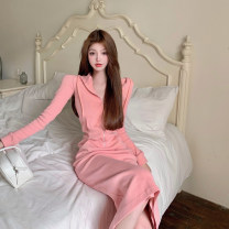 Fashion suit Spring 2021 Average size Skirt, top 18-25 years old 4.5A